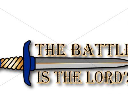 L'esito della battaglia dipende dal Signore