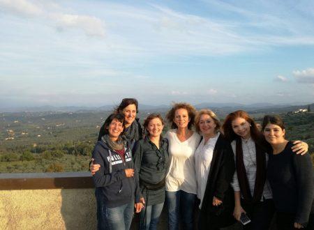 Primo incontro donne della Chiesa Logos sotto la guida di Simona Mancini
