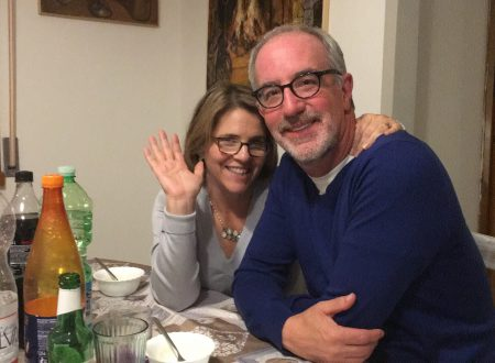 Il video della serata di David and Nancy Guthrie a Firenze