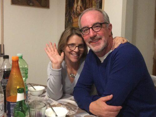 Il video della serata di David and Nancy Guthrie a Firenze