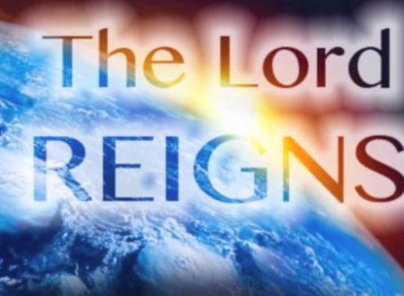 Il Signore regna, il Salmo 99