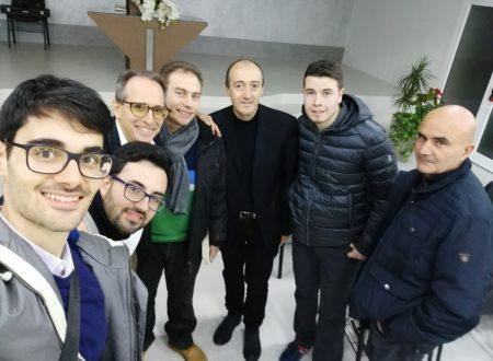 Una bella comunione fraterna presso la Chiesa ADI di Castelfranco con fratelli e sorelle pentecostali