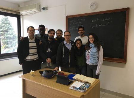 Ecco i miei studenti e le mie studentesse di Villa Aurora del I anno