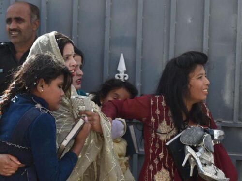 Preghiamo per la Sposa di Cristo in Pakistan!