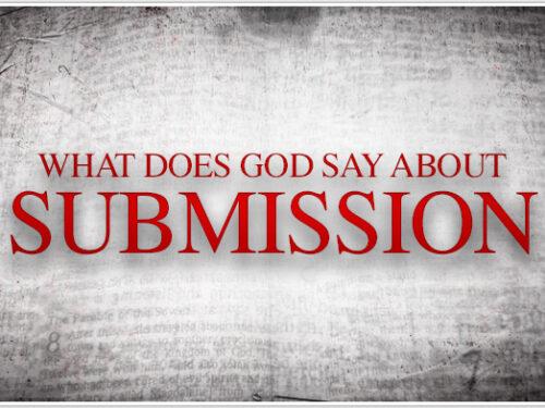 Una nuova risorsa sulla dottrina biblica della sottomissione