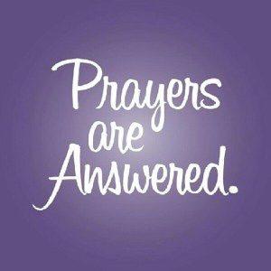 Qual è il modo in cui Dio risponde alle nostre preghiere?