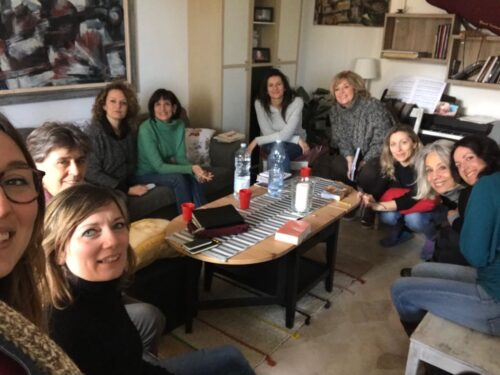 Incontro Gruppo donne Chiesa Logos, sabato 24.2.18
