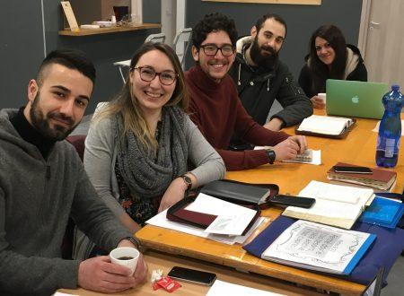 Primo round di esercitazioni omiletiche a Nuova Vita Bologna Internship