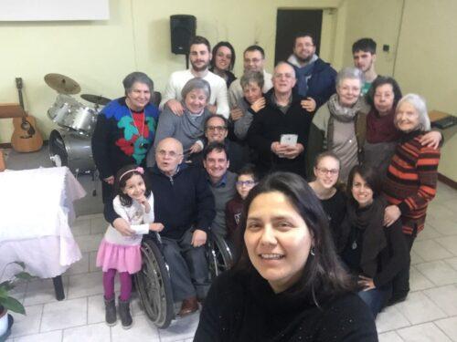 Un weekend con la Chiesa dei Fratelli Colle Val d'Elsa sulla Croce di Cristo