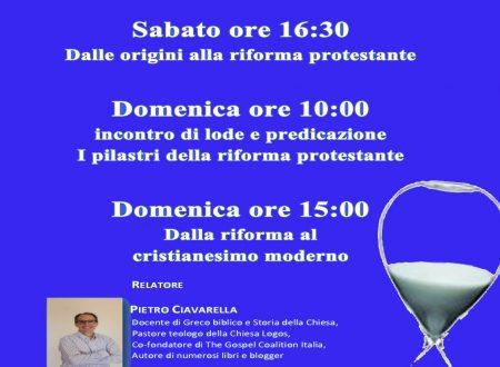 Ci vediamo ad Assisi sabato-domenica 10-11 marzo!