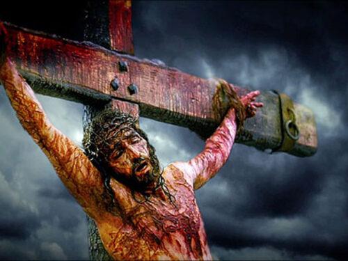 L'importanza della croce, venerdì santo