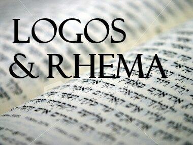 Un commento su rhema e logos. C'è una differenza di significato?