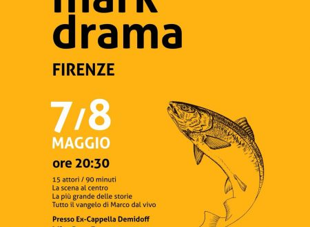 Non perdete The Mark Drama Firenze!
