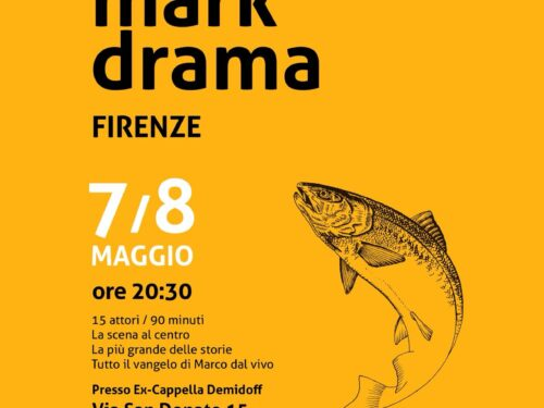 Non perdete The Mark Drama Firenze!