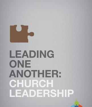9 modi per formare leader nella tua chiesa, Mark Dever