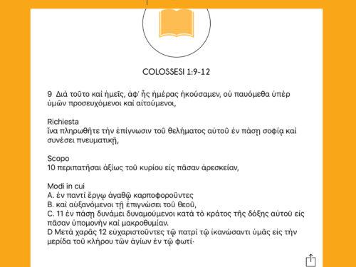 Come pregare biblicamente per gli altri