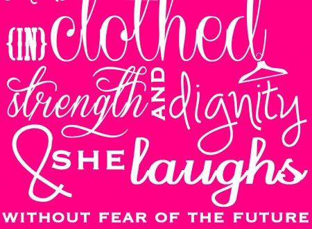 Chi è la donna di Proverbi 31? La risposta forse ti sorprenderà e darà sollievo a tante donne