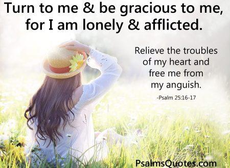 Una riflessione sul Salmo 25 per aiutarti a pregarlo al Signore