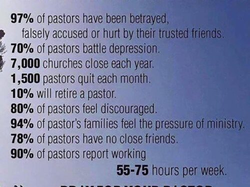 4 Ways to Love your Pastor, Amy DiMarcangelo