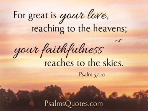 Una riflessione sul Salmo 57 per aiutarti a pregarlo al Signore
