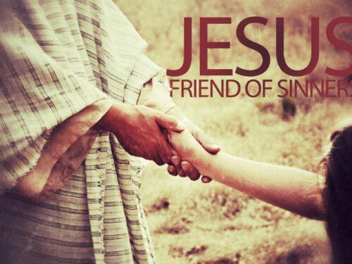 Gesù l'amico dei peccatori, Luca 7:36-50