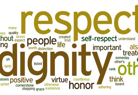"""Qual è la nostra unica """"dignità"""" davanti a Dio?"""