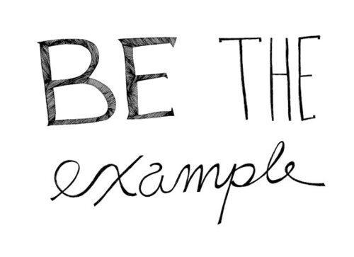 L'importanza di essere un esempio/The Power of Example, Mark Dever
