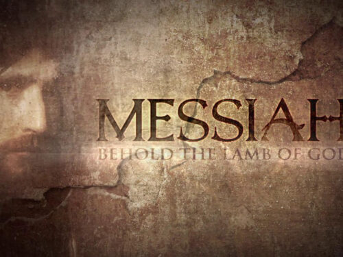 Gesù Cristo, Messia e Agnello