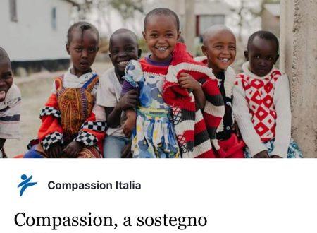 Visita del pastore Rino Sciaraffa di Compassion Italia