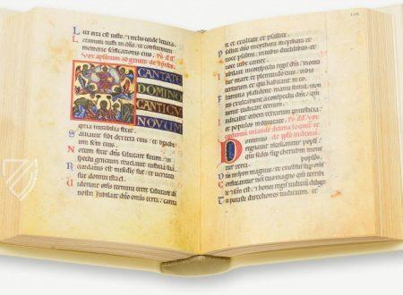 Una semplice guida alle ricchezze del Salterio/Libro dei Salmi