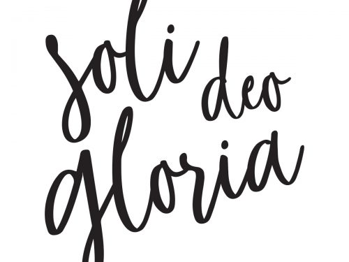 Soli Deo gloria (italiano)