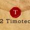 4 sermoni su 2 Timoteo da 4 consiglieri di TGC Italia