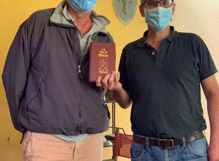 """Un nuovo """"anziano"""" di chiesa alla Chiesa Evangelica Riformata l'Isolotto di Firenze!"""