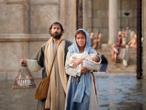 Giuseppe, marito di Maria, era già stato sposato prima di sposarsi con Maria?