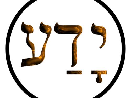 """""""Conoscere"""" in che senso nella Bibbia ebraica?"""