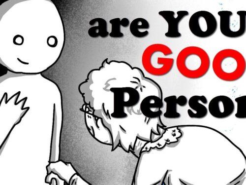 """""""Io sono una brava persona…"""""""